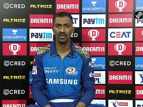 IPL 2020: Krunal Pandya happy with bowling performance against DC