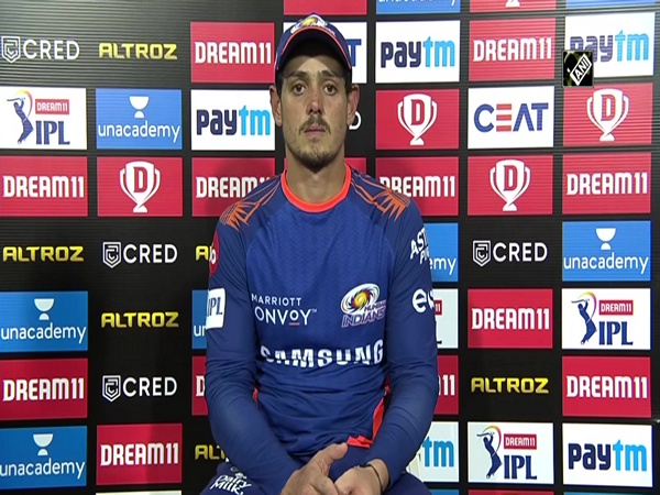 'We are going to keep things simple': Quinton de Kock on MI's approach for further tournament