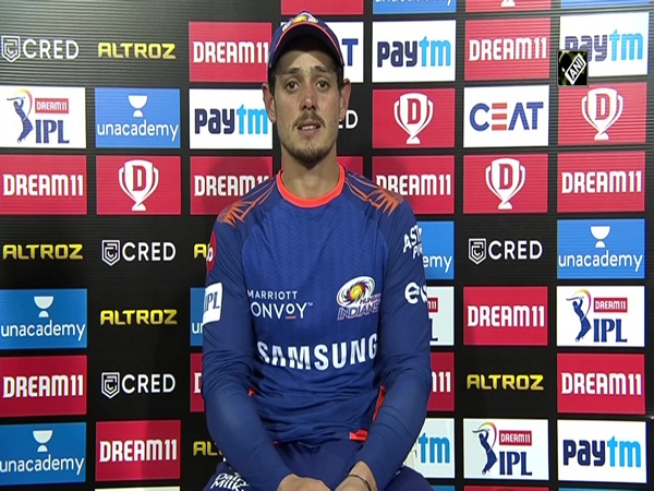 Quinton de Kock shines as MI defeats KKR by 8 wickets