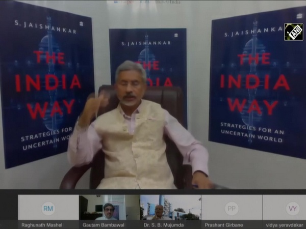 We entered a world of visible economic rebalancing: EAM Jaishankar
