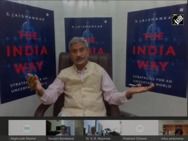 Contributing to rise of Africa is in India's strategic interest: EAM Jaishankar