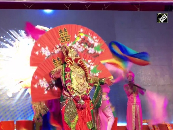 Watch: Artists perform at 'Ayodhya Ki Ram Leela' program in UP's Ayodhya