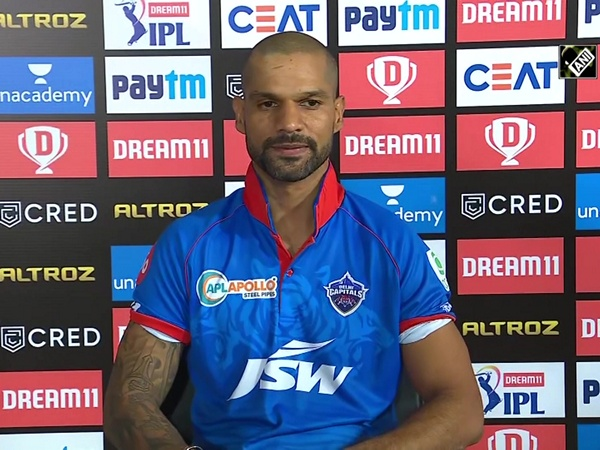 'I stayed positive, confident,' says Dhawan over his match-winning century against CSK