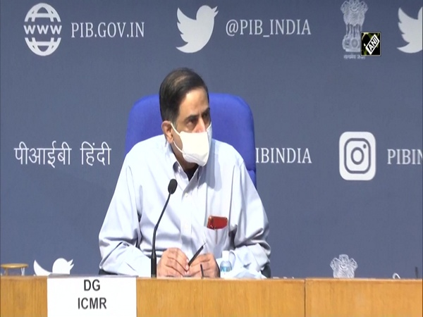 Possibility of COVID re-infection if antibodies reduce in 5 months: ICMR DG