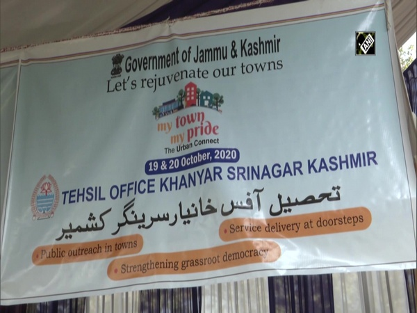 'My Town My Pride' programme helping locals in Srinagar to resolve issues on spot