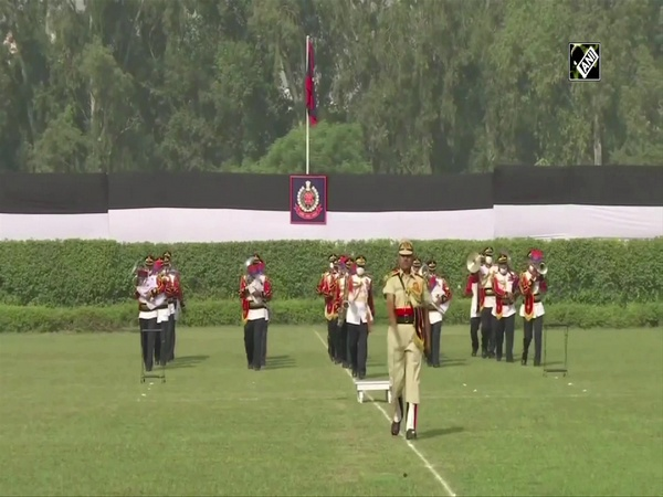 Delhi Police organize Commemoration Day Parade