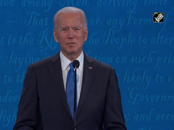 US Election 2020:  I will end this pandemic, says Joe Biden