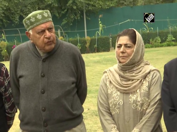 Farooq Abdullah to be president of 'People's Alliance'