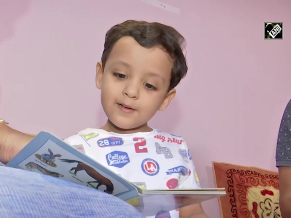 Hyderabad toddler bags two records for extraordinary memory skills