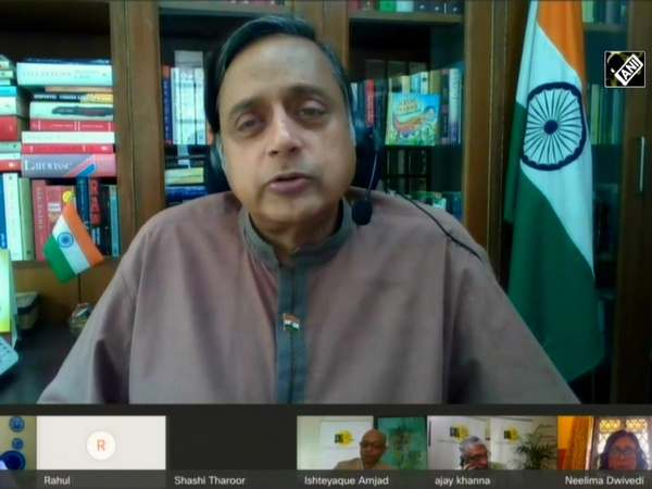 'India-US will ensure extraordinary importance to its relations:' Tharoor