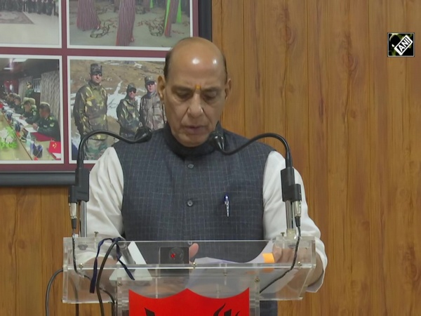 Rajnath Singh inaugurates new road in Sikkim via video-conferencing