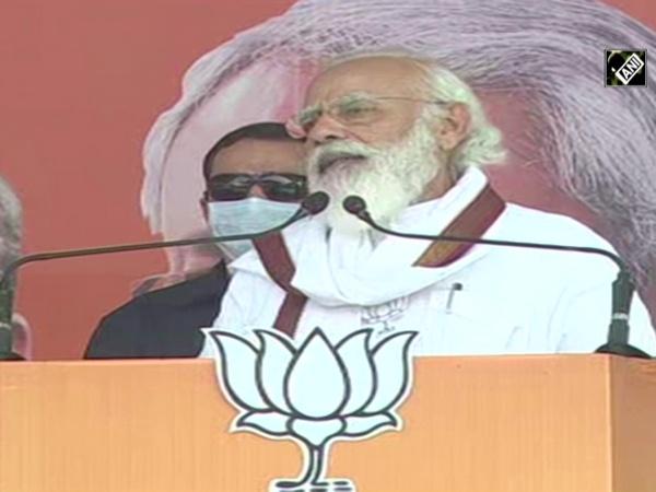 COVID-19: PM Modi requests voters to follow precautionary measures amid Bihar polls