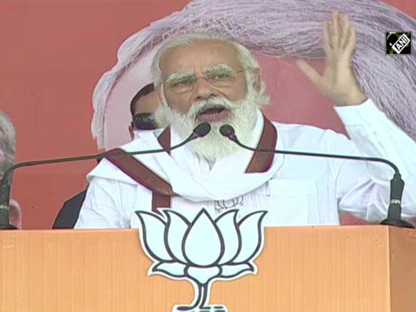 Bihar polls: BJP, NDA do what they promise, says PM Modi