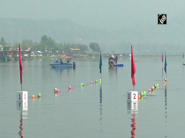 Dal Lake's water sports are back!