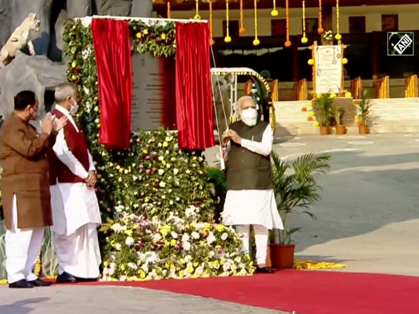 PM Modi inaugurates Sardar Patel Zoological Park in Kevadia