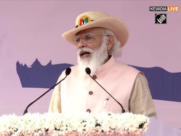 Seaplane service to boost tourism in Kevadia: PM Modi