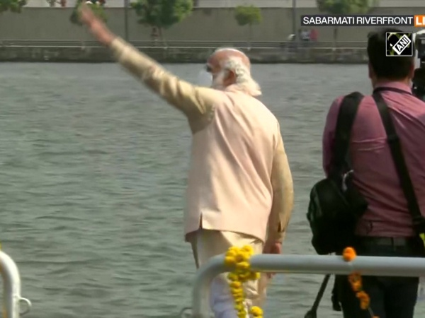 PM Modi inaugurates water aerodrome and seaplane services at Sabarmati Riverfront