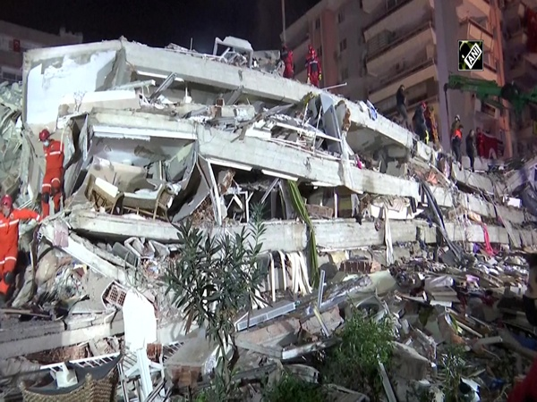 17 dead, 709 injured in Turkey after strong earthquake
