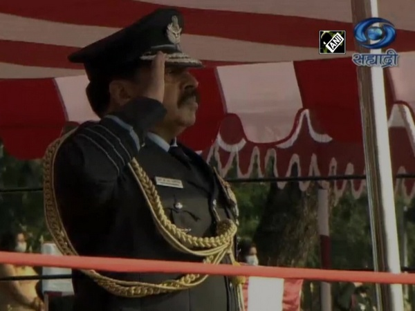 Passing out parade held at National Defence Academy in Pune