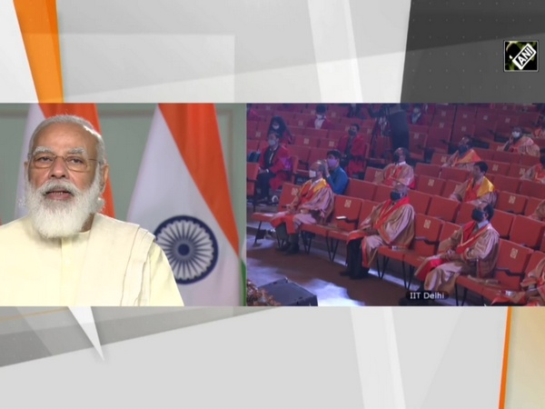 Technology to play most significant role in post COVID world: PM Modi at IIT Convocation Ceremony