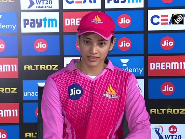 Women's T20 Challenge: 'Amazing performance', says Trailblazers's skipper Smriti Mandhana