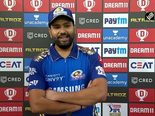 Wanted to put pressure on DC's key bowler, Ashwin: Rohit Sharma after winning IPL 2020 trophy