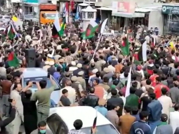 Protests erupt in Gilgit Baltistan against rigged Assembly polls