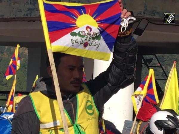 Tibetan Youth Congress organises anti-China bike rally in Himachal Pradesh