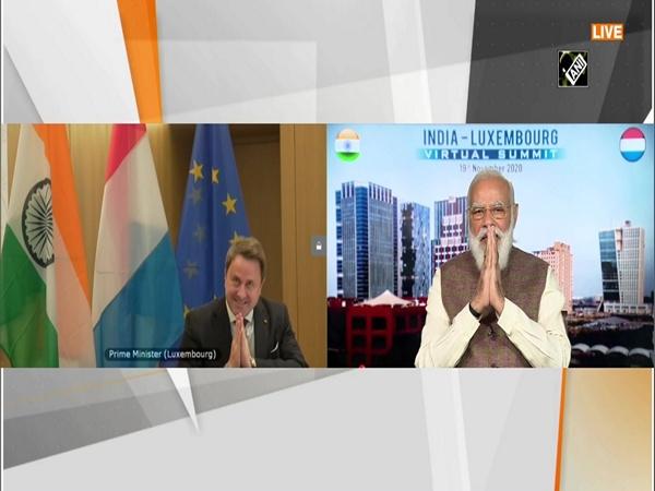 PM Modi participates in India-Luxembourg Virtual Summit