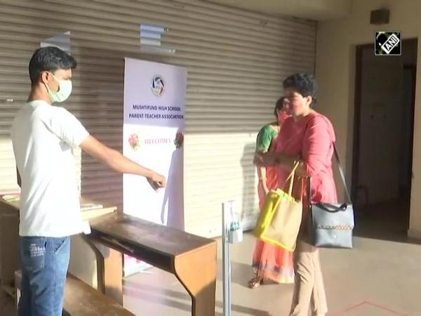 Schools reopen in Goa with COVID precautionary measures