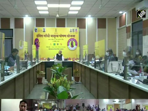'Indira Gandhi Matritva Poshan Yojana' will promote proper nourishment of pregnant women: CM Gehlot