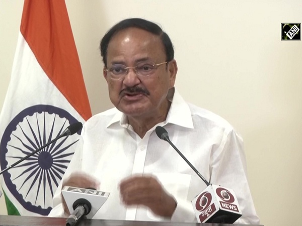 Not just isolate, impose sanctions on nations sponsoring terrorism: VP Naidu