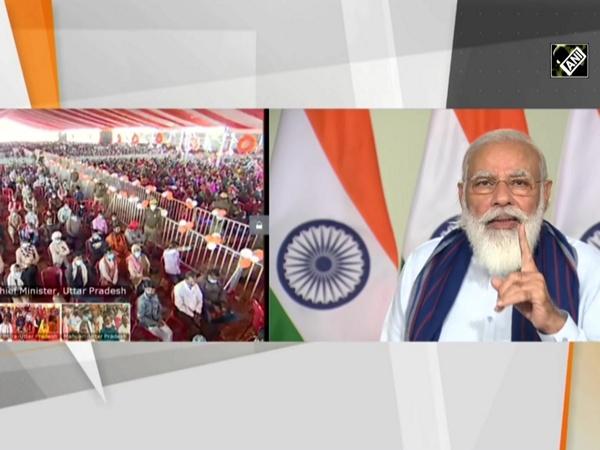 Over 2.60 crore families taken benefits under 'Har Ghar Jal' scheme: PM Modi