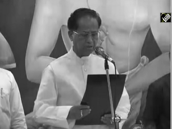 Tarun Gogoi passes away at 86