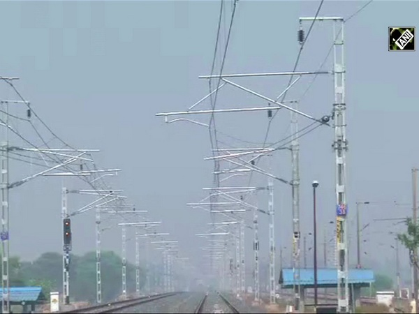 Traction Substation installed in Khurja-Bhaupur Section of Easter Dedicated Freight Corridor