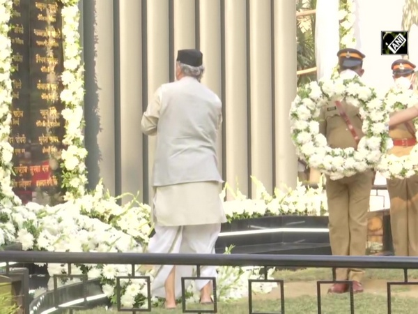 Guv Koshyari, CM Thackeray pay tributes to victims of 26/11 terror attacks