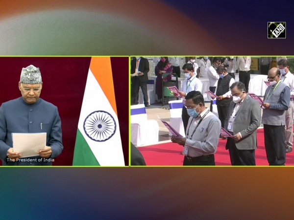 Watch: Prez Kovind leads nation in reading Preamble to Constitution of India