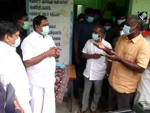 Tamil Nadu CM visits Cuddalore to meet people affected by cyclone 'Nivar'