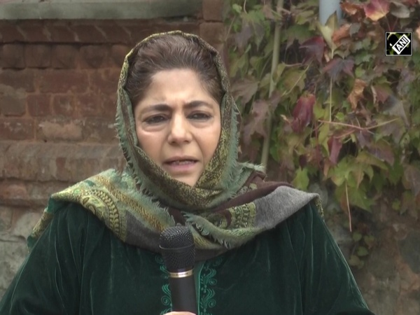 BJP wants to ban PDP, alleges Mehbooba Mufti