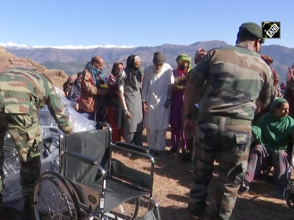 Indian Army's free medical camp benefits locals in J&K's Rajouri
