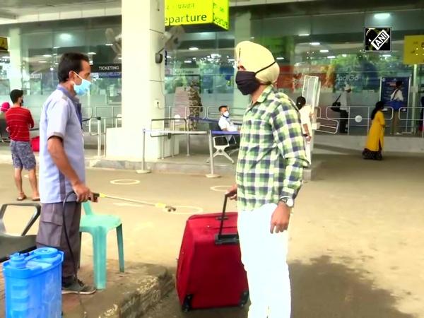 Guwahati airport following SOPs to handle passenger traffic amid Covid-19