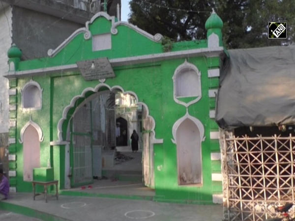 Dargah of Ameermah in Bahraich promoting love and harmony