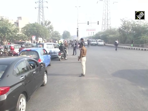 Chilla border on Noida-link road shut in wake of farmers' protest