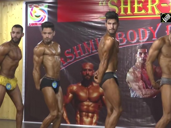 Indian Army organises bodybuilding competition in Srinagar