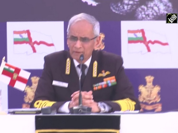 Aircraft carriers absolutely necessary if you don't want to be tethered to shores: Navy Chief