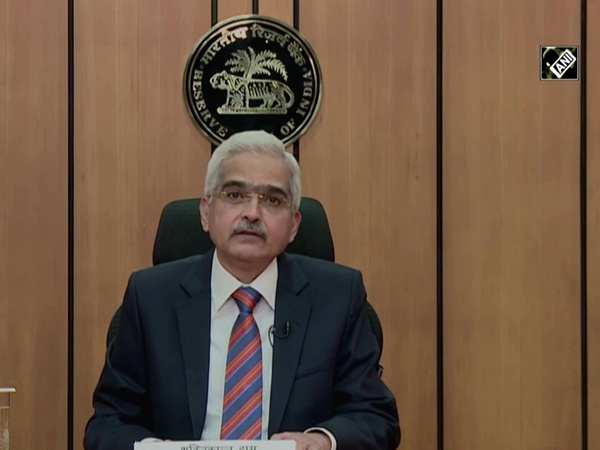Repo rate remains unchanged at 4 percent: RBI Governor