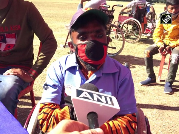 Wheelchair cricket tournament in Indore on 'International Day of Disabled Persons'
