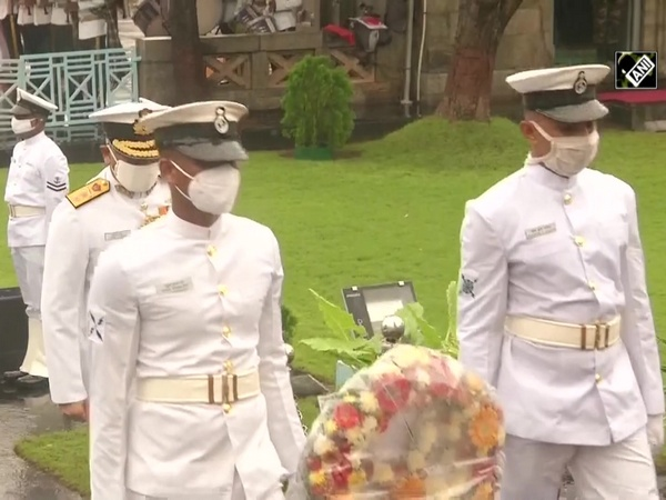 Watch: Navy Day celebrations at War Memorial in Chennai