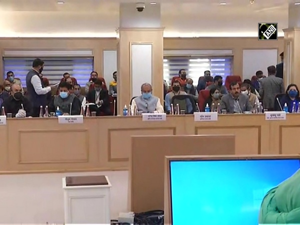 Watch: 5th round of govt-farmer talks begins in Delhi