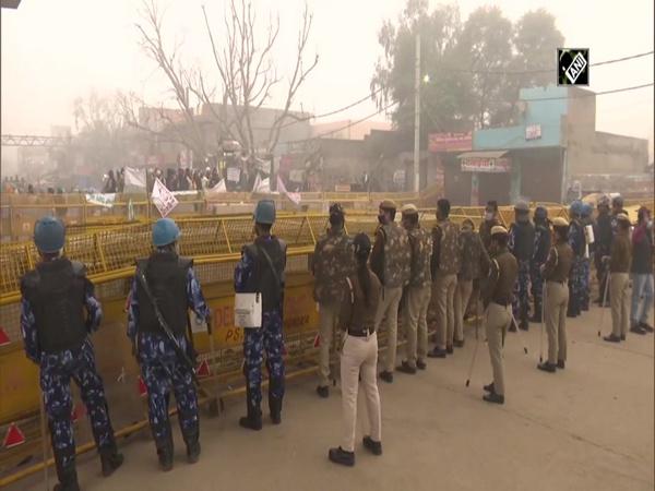 'Delhi Chalo' protest enters day 12